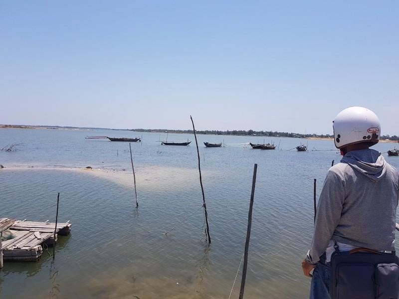 Quảng Nam: Người dân vây dự án lấp vịnh An Hoà - ảnh 2