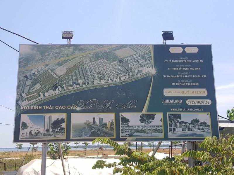 Quảng Nam: Người dân vây dự án lấp vịnh An Hoà - ảnh 1