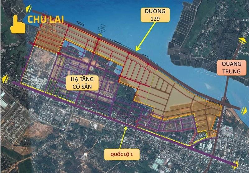 Người dân phản đối xây khu đô thị cao cấp bên sông Bến Ván - ảnh 2