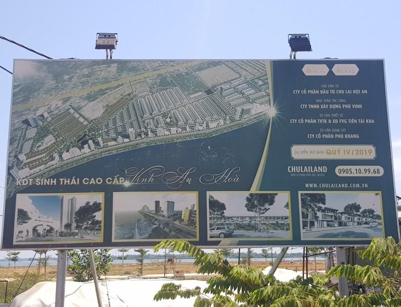 Người dân phản đối xây khu đô thị cao cấp bên sông Bến Ván - ảnh 1