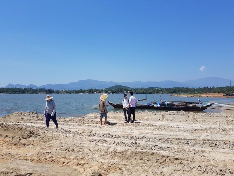 Người dân phản đối xây khu đô thị cao cấp bên sông Bến Ván - ảnh 4