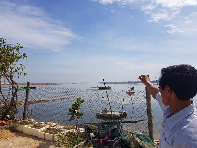 Quảng Nam sẽ kiểm tra 2 dự án trên vịnh An Hòa - ảnh 1