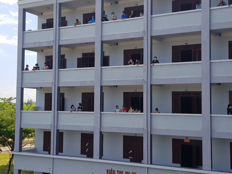 Bên trong khu cách ly 243 bà bầu ở Quảng Nam - ảnh 14