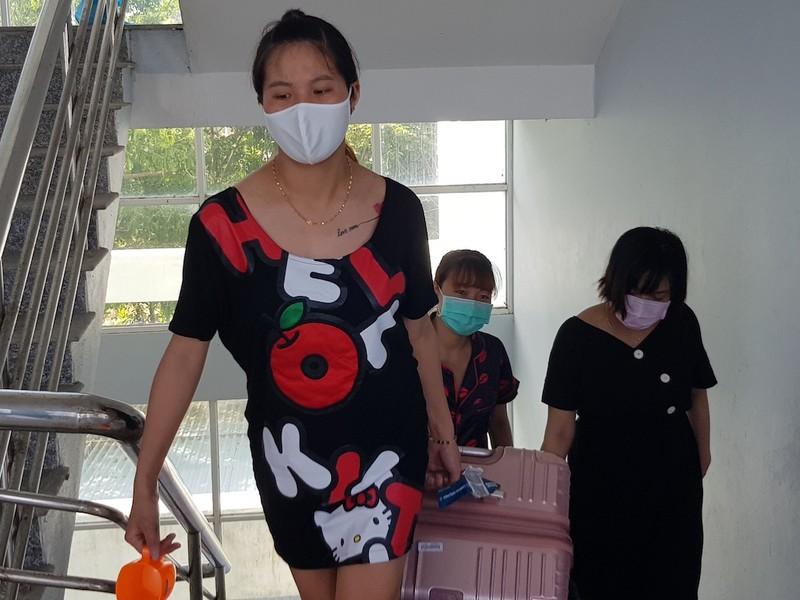 Bên trong khu cách ly 243 bà bầu ở Quảng Nam - ảnh 8