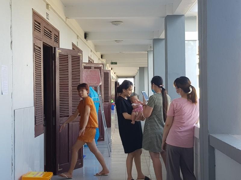 Bên trong khu cách ly 243 bà bầu ở Quảng Nam - ảnh 11