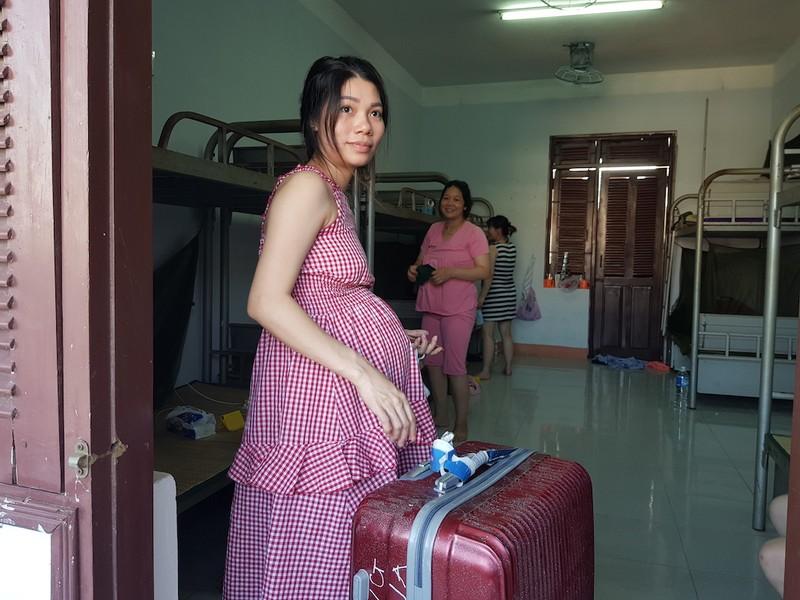 Bên trong khu cách ly 243 bà bầu ở Quảng Nam - ảnh 5