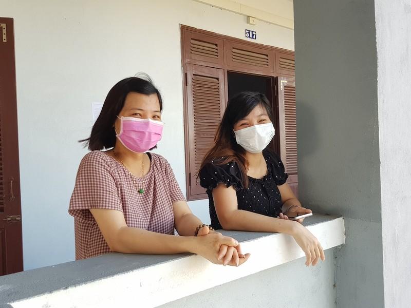 Bên trong khu cách ly 243 bà bầu ở Quảng Nam - ảnh 1