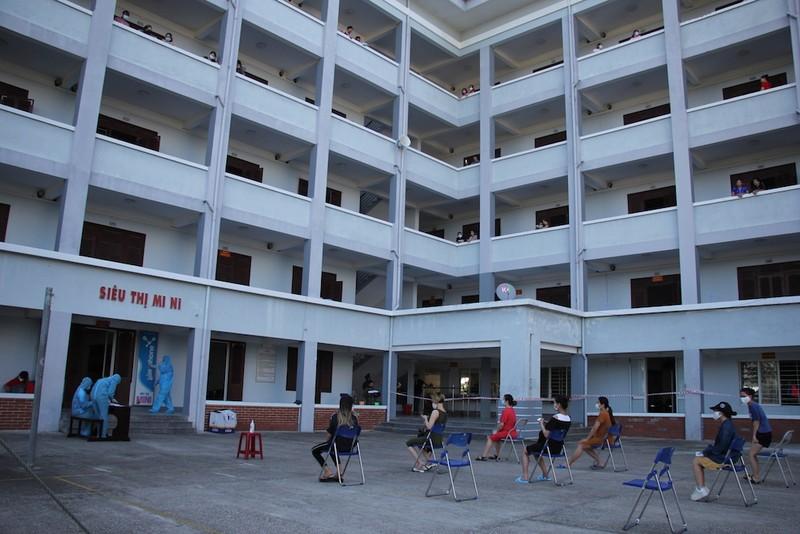 Bên trong khu cách ly 243 bà bầu ở Quảng Nam - ảnh 2