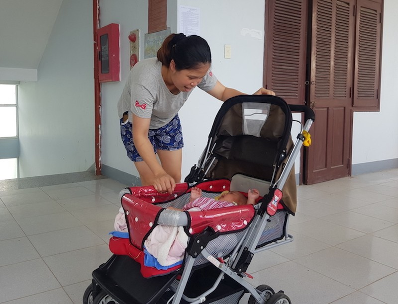Các bà bầu về từ Đài Loan âm tính với COVID-19 - ảnh 1