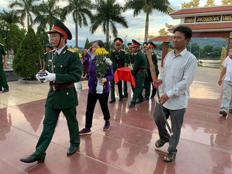 Tìm thấy hài cốt 17 đặc công hi sinh năm 1970 ở Quảng Nam - ảnh 1