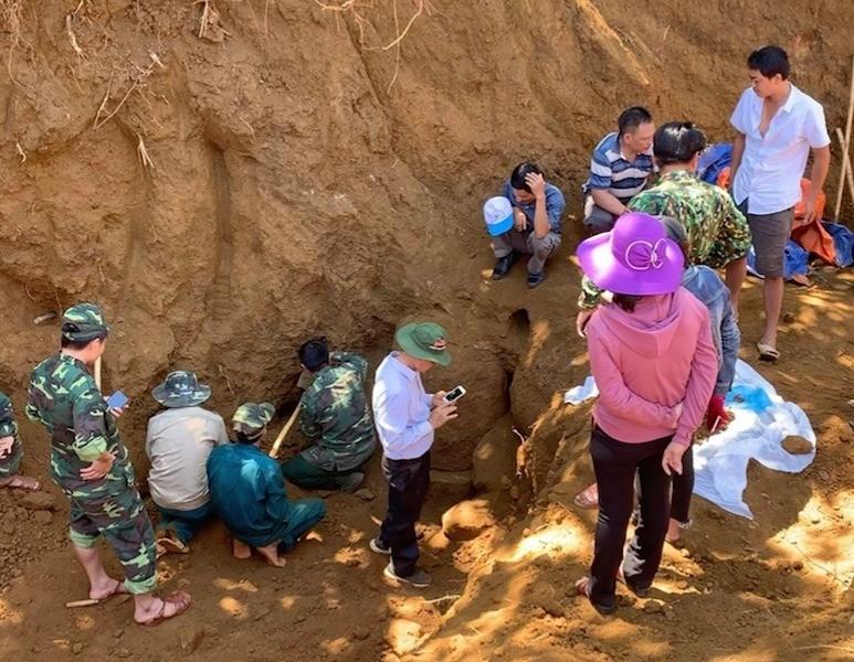 Tìm thấy hài cốt 17 đặc công hi sinh năm 1970 ở Quảng Nam - ảnh 2