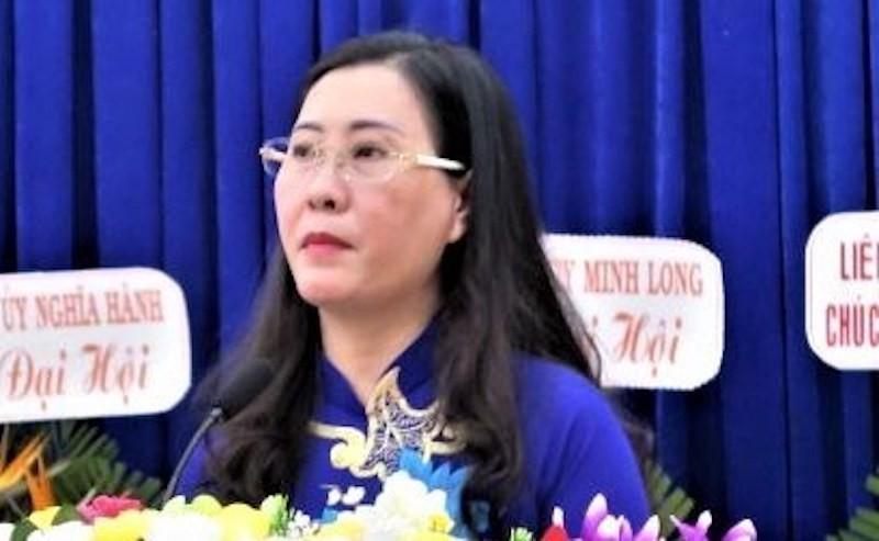 Bí thư Quảng Ngãi không phát biểu chỉ đạo đại hội ở huyện - ảnh 1