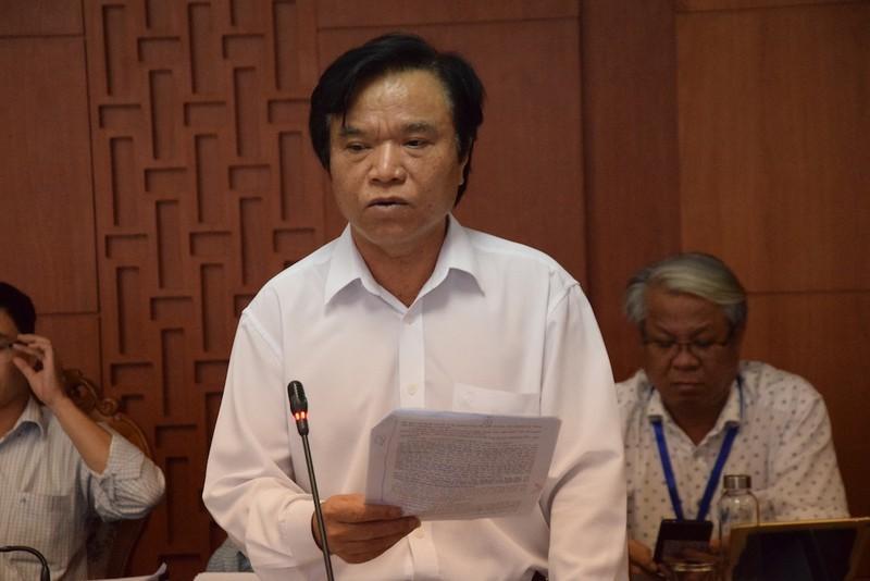 Giám đốc Sở Tài chính Quảng Nam xin nghỉ việc - ảnh 1