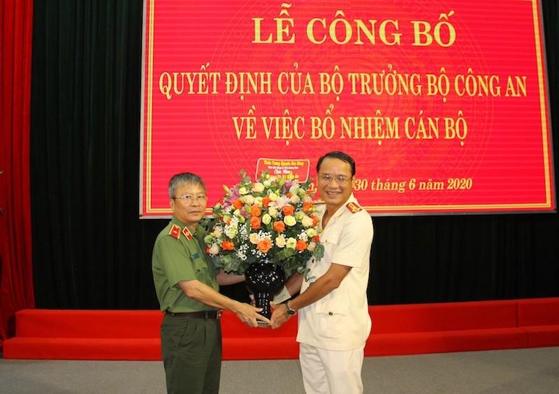 Quảng Nam có thêm phó Giám đốc Công an tỉnh - ảnh 2