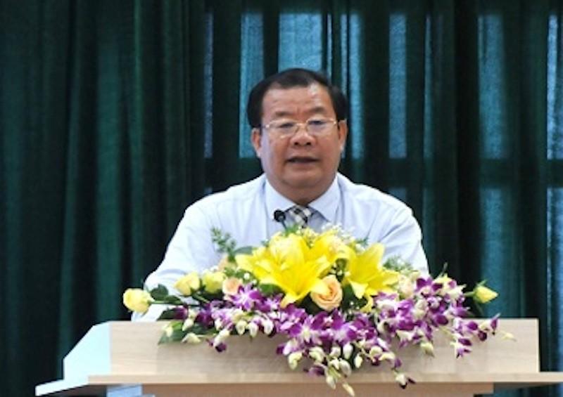 Quảng Ngãi phân công người phụ trách việc của Chủ tịch tỉnh - ảnh 1