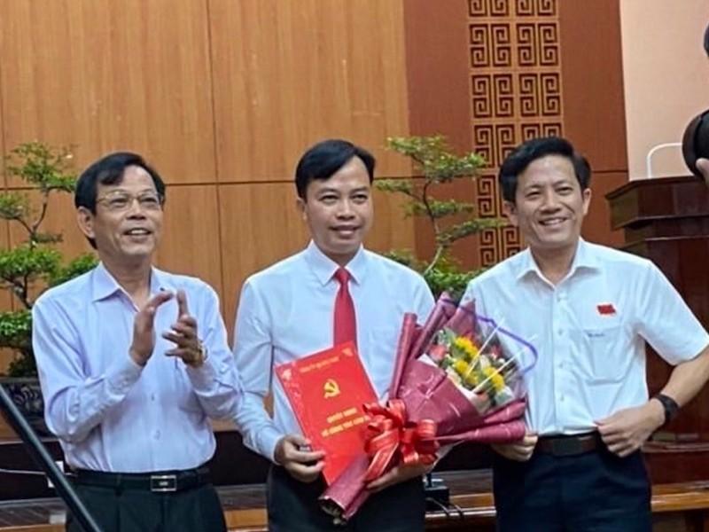 Quảng Nam có thêm Phó Chánh văn phòng Tỉnh ủy - ảnh 1