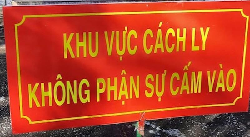COVID-19: Đưa 21 người Trung Quốc vào khu cách ly tập trung - ảnh 1