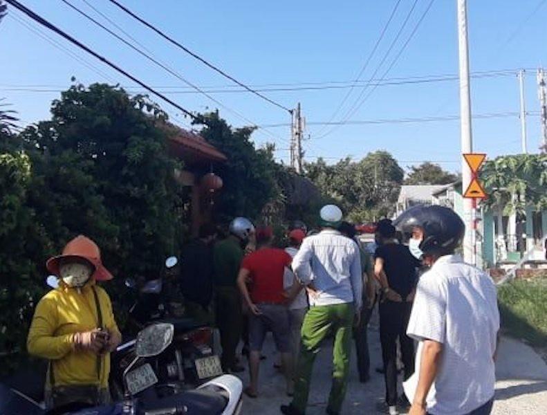 Nhóm người Trung Quốc vào Quảng Nam bất hợp pháp - ảnh 2