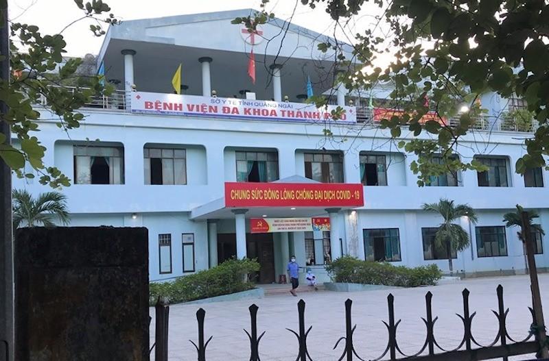Bệnh viện chữa trị cho BN 419 dừng tiếp nhận bệnh nhân - ảnh 1