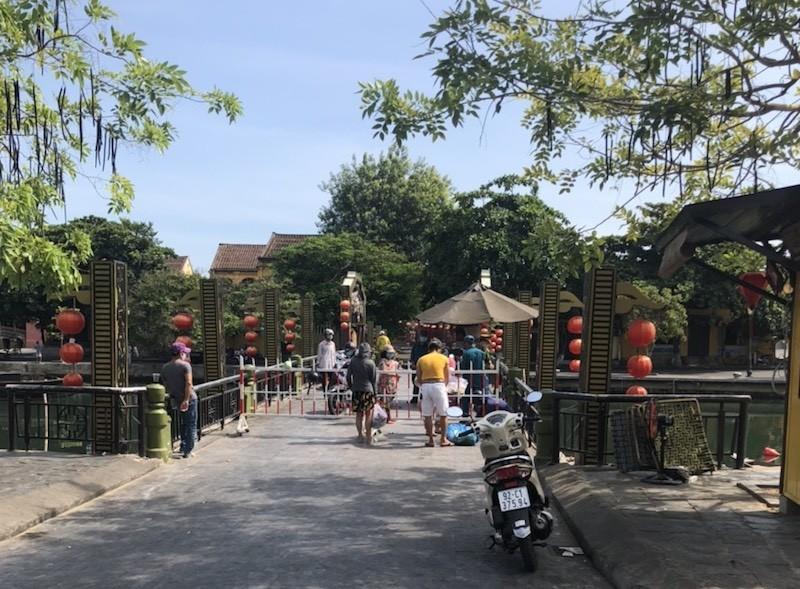 Quảng Nam: Thêm 5 huyện, thị thực hiện cách ly xã hội - ảnh 1