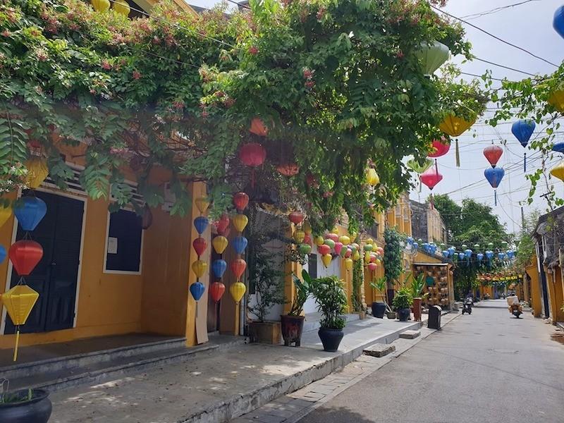 Quảng Nam: Thêm 5 huyện, thị thực hiện cách ly xã hội - ảnh 2