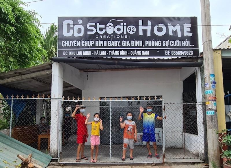Bên trong khu phong tỏa có 7 người nhiễm COVID-19 ở Quảng Nam - ảnh 7