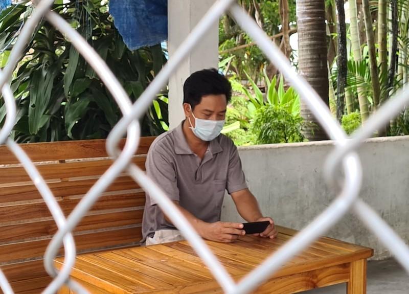 Bên trong khu phong tỏa có 7 người nhiễm COVID-19 ở Quảng Nam - ảnh 5