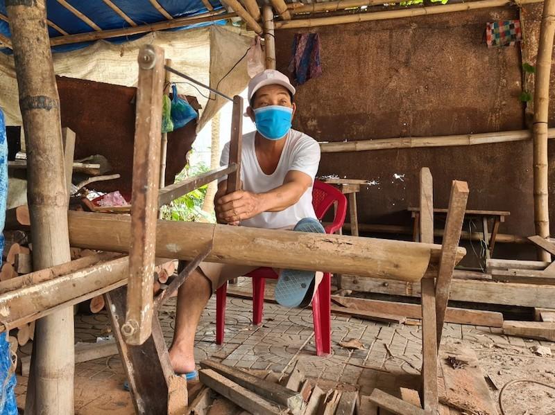 Bên trong khu phong tỏa có 7 người nhiễm COVID-19 ở Quảng Nam - ảnh 6