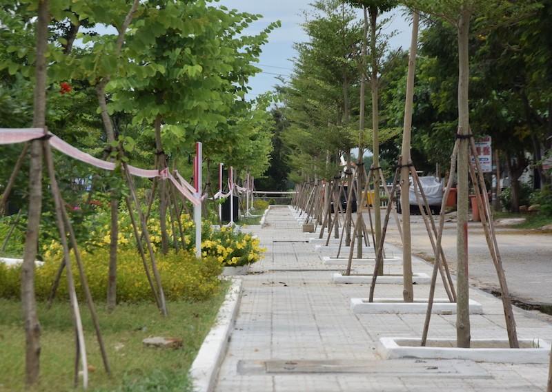 Bên trong khu phong tỏa có 7 người nhiễm COVID-19 ở Quảng Nam - ảnh 4