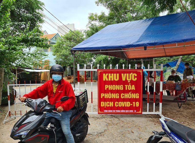 Thêm 4 huyện ở Quảng Nam tiếp tục cách ly xã hội - ảnh 1
