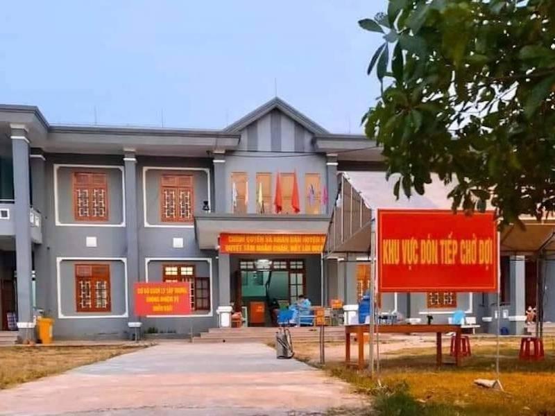 Quảng Nam: Thầy giáo coi thi THPT nghi mắc COVID-19  - ảnh 1