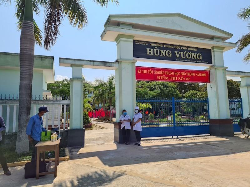Thí sinh Quảng Nam tiếc vì không được dự thi THPT đợt 1 - ảnh 11