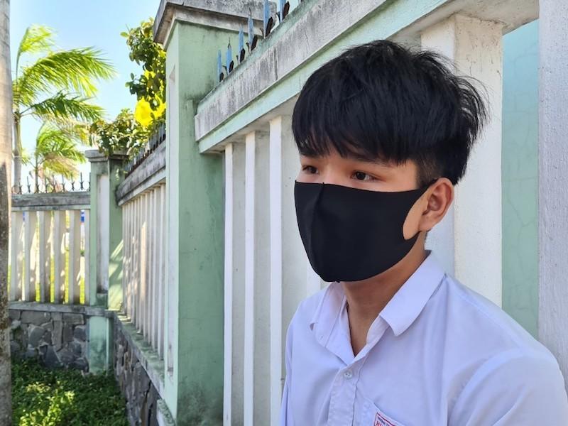 Thí sinh Quảng Nam tiếc vì không được dự thi THPT đợt 1 - ảnh 7