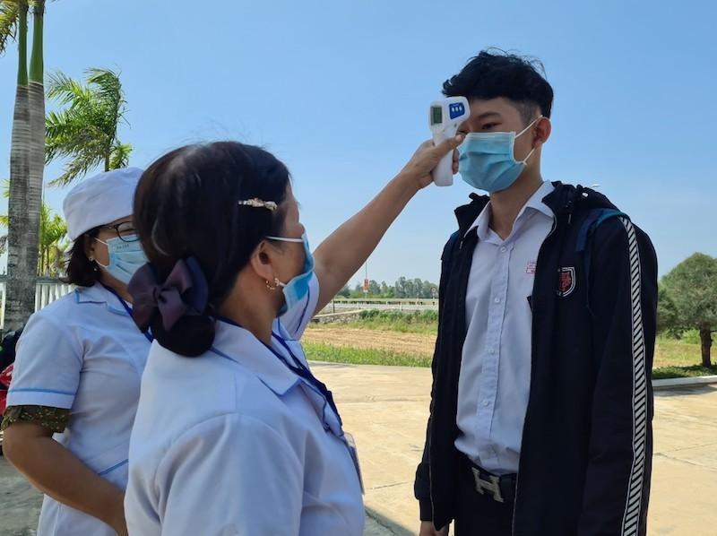 Thí sinh Quảng Nam tiếc vì không được dự thi THPT đợt 1 - ảnh 10