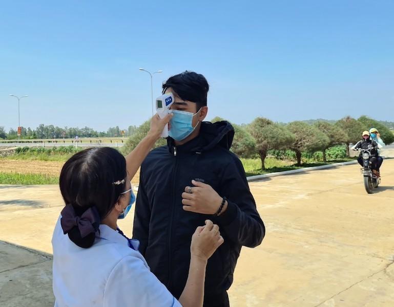 Thí sinh Quảng Nam tiếc vì không được dự thi THPT đợt 1 - ảnh 3