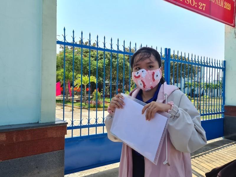 Thí sinh Quảng Nam tiếc vì không được dự thi THPT đợt 1 - ảnh 8
