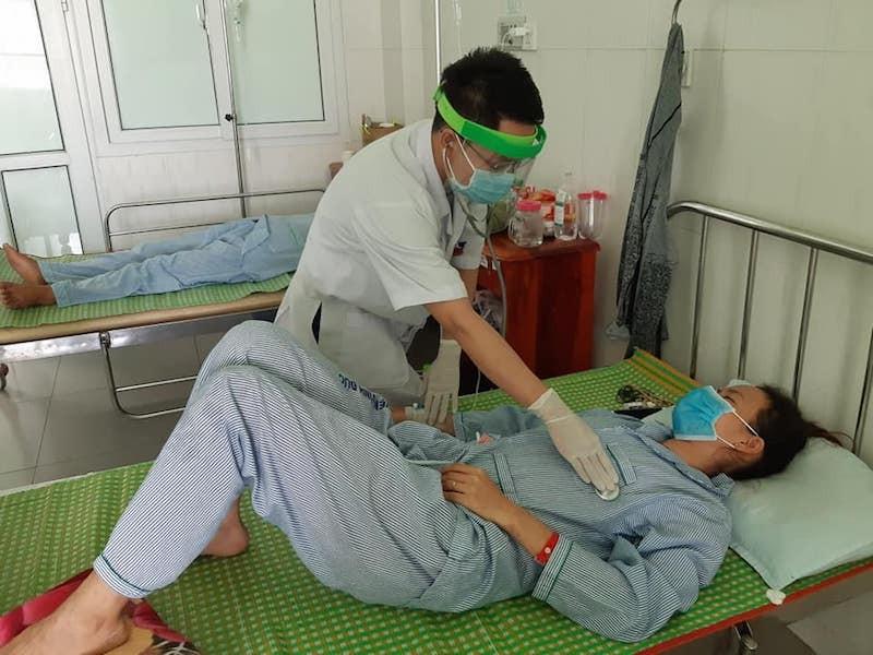 Quảng Nam: 4 người ăn pate Minh Chay, 3 người bị ngộ độc - ảnh 2