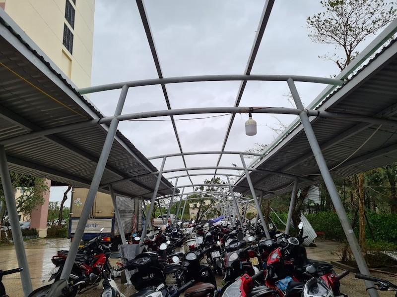 Quảng Nam ngổn ngang sau bão số 9 - ảnh 5