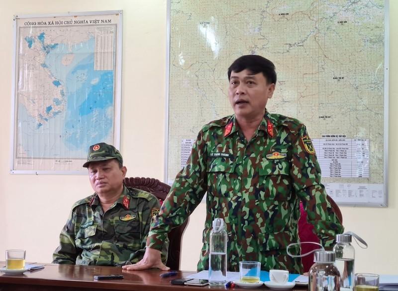 Quảng Nam: Sẽ cõng 50 tấn hàng đến 2.800 nguời đang bị cô lập - ảnh 3