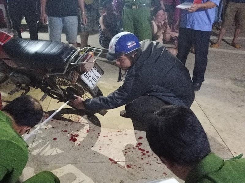 Vụ nổ súng ở Quảng Nam: Thu 2 khẩu súng, lộ diện hung thủ - ảnh 1