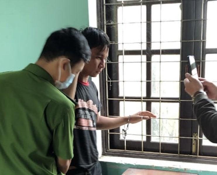 Bắt kẻ nghiện đột nhập nhà dân trộm tài sản - ảnh 1