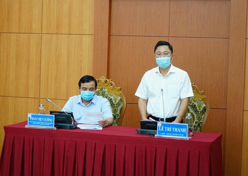 Chủ tịch Quảng Nam: Tranh thủ 'giờ vàng' để chống dịch - ảnh 1
