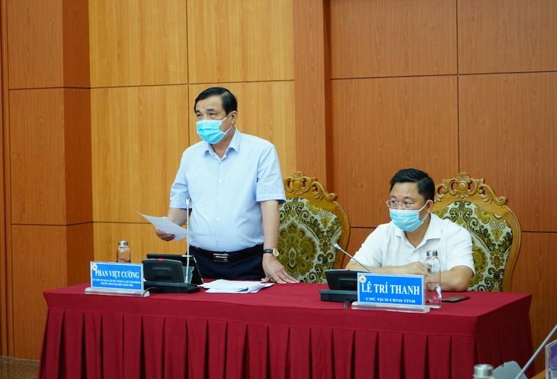 Chủ tịch Quảng Nam: Tranh thủ 'giờ vàng' để chống dịch - ảnh 2