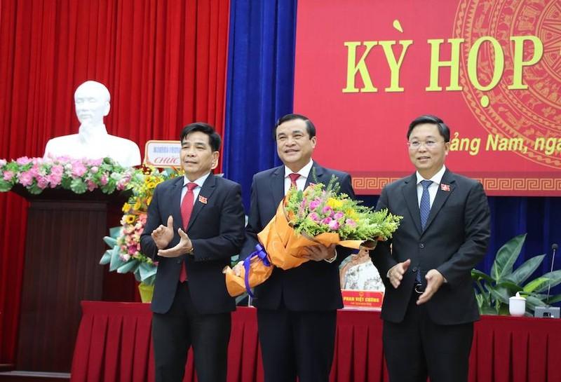 Quảng Nam bầu Chủ tịch, các Phó Chủ tịch HĐND tỉnh khoá X - ảnh 1