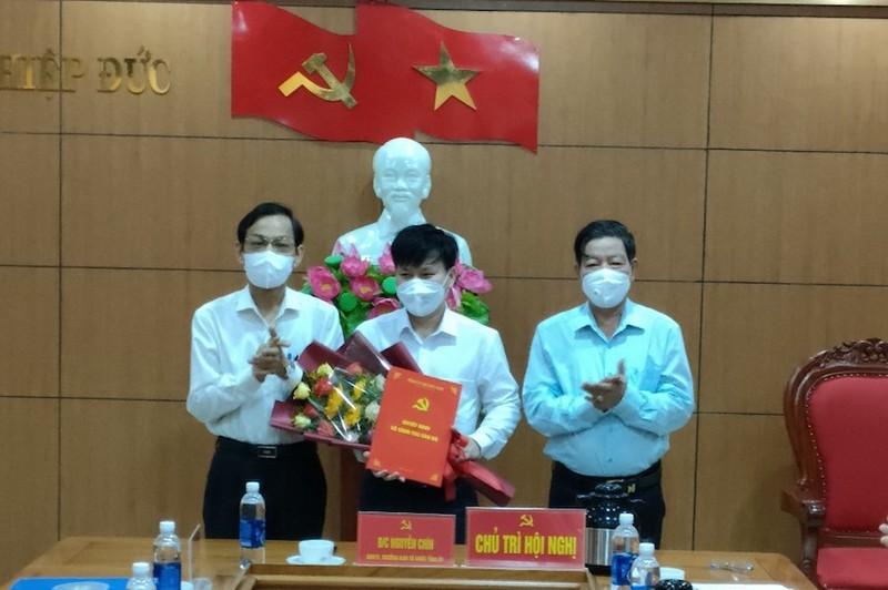 Quảng Nam có tân Chánh Văn phòng UBND tỉnh - ảnh 1