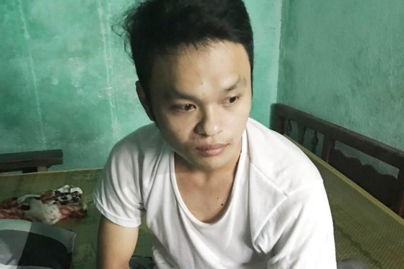 Thanh niên đột nhập cửa hàng ở Quảng Nam trộm 35 điện thoại - ảnh 1