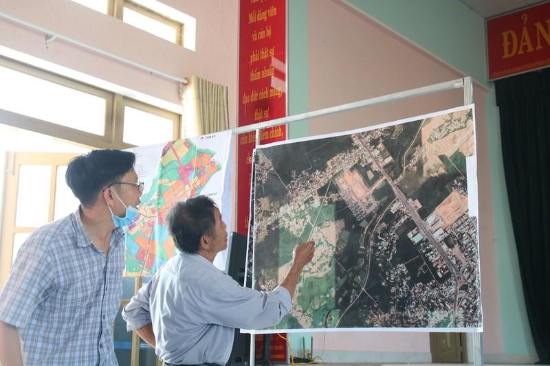 Quảng Nam: Huyện đối thoại vụ khu phố chợ mọc lên, nhà dân ngập trong nước - ảnh 1