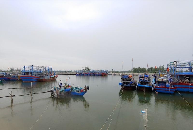 Áp thấp nhiệt đới đang mạnh lên, Quảng Nam cấm tàu thuyền ra khơi - ảnh 1