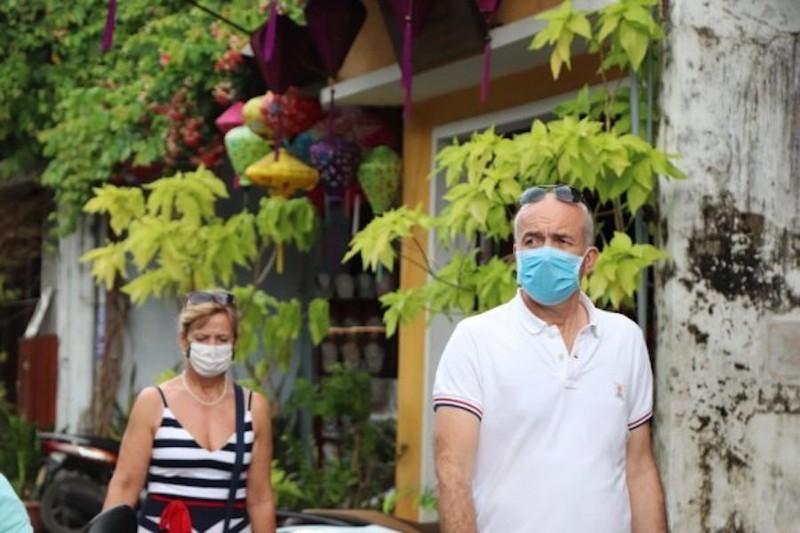 Quảng Nam kiến nghị Thủ tướng cho phép đón khách du lịch quốc tế - ảnh 1