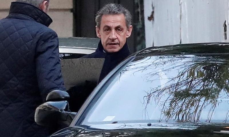 Cựu tổng thống Pháp bị triệu tập thẩm vấn lần 2 - ảnh 1